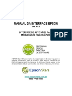 Manual Interface Epson