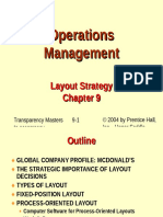 Ch09 Layout Strategy