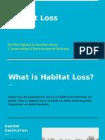 habitat loss - alex a    jasmine h