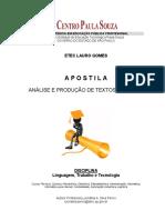 APOSTILA-Gramatica e Redação Técnica-2015-rev.2