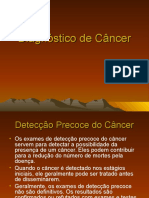 58922626 Diagnostico Do Cancer