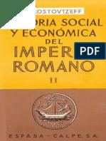Mijail Rostovtzeff - Historia-Social y Economica Del Imperio Romano II