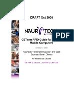 Naurtech CETerm RFID Guide for Symbol