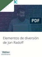 Elementos de Diversión de Jon Radoff