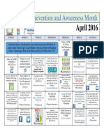 April Events Calendar FINAL