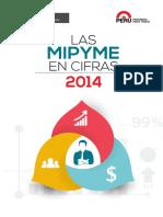 Datos Economicos de las Mypes en el Peru 2014