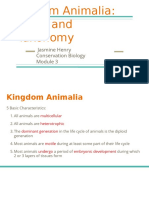 characteristics of animals-2
