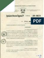 REGLAMENTO DE CONTROL DE ASISTENCIA Y PERMANENCIA DEL PERSONAL SEDE DRELM