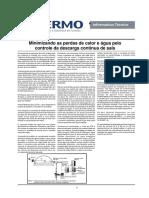 Minimizando Perdas de Calor e Água- Controle Descarga Contínua de Sais
