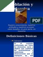 Población y Muestra (1)