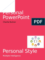 personal powerpoint