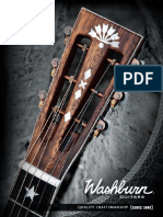 Washburn 2012 Katalog