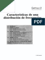 Caracteristicas de Una Distribucion