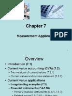 Measurement Applications