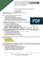 Exercícios - RL - IDECAN - Aulão 19.09