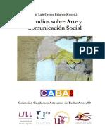 LIBRO VV. AA.estudios Sobre Arte y Comunicacion Social