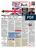 Union Jack News - March 2016