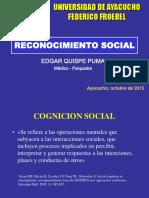 13 Reconocimiento Social