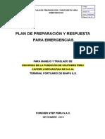 9.0 Plan de Contingencia - 10092015