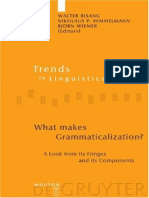 Bisang&Himmelmann&Wiemer.2004.What Makes Grammaticalization