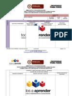 Propuesta Secuencia Didactica Para Imprimir