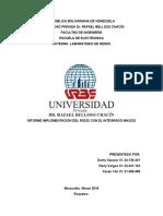 Informe Redes Rs232