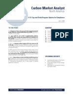 US Cap-and-Trade Program
