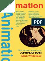 Animation, Mark Whitehead