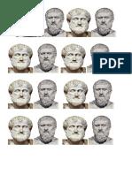 imagenes de aristoteles y platon