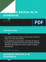 Principios Basicos de Exodoncia