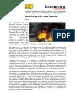 Sergio Rodriguez G- El Contexto Internacional de La Agresión Contra Venezuela