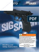 Sig Sauer _mosquito user book