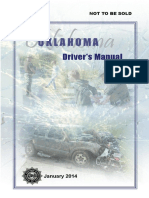 Drivers Manual to test in oklahoma