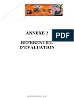 Annexe 2 Referentiel d ' Evaluation - Unknown - Unknown - 2013