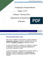 T01 Principios Da Prospeccao Geoquimica