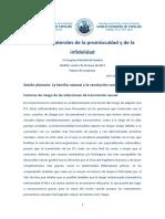 Jokin de Irala Efectos Colaterales de La Promiscuidad y de La Infidelidad ESPAÑOL