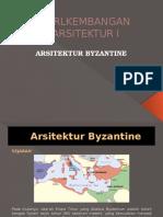 Arsitektur byzantine dome of the rock