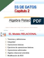BASES_02 Algebra Relacional