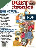 Budget Electronics 1979