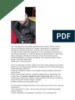 Don Chowdhury Profile
