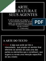 08 Literatura e Seus Agentes