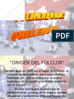 folklor chileno