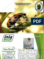 Crianza de Insectos en Laboratorio
