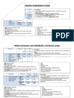 Dosage Lab Formulary