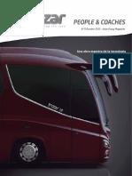 Autobus Irizar I8 - Especificaciones - Revista PeopleCoaches 2015 ES