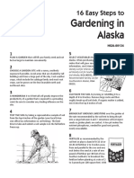 16 Easy Steps to Gardening in Alaska