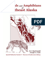Mammals and Amphibians of SE Alaska