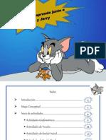Diviértete y aprende junto a Tom y Jerry