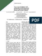 Karar Ağacı Derinliğinin CART Algoritmasında Kestirim Kapasitesine Etkisi