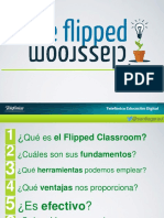 clase inversa (flypped clasroom)